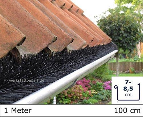 Dachrinnenbürste 1 Meter Ø 5cm, direkt vom Hersteller