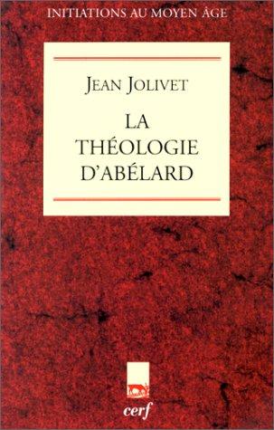 La théologie d'Abélard