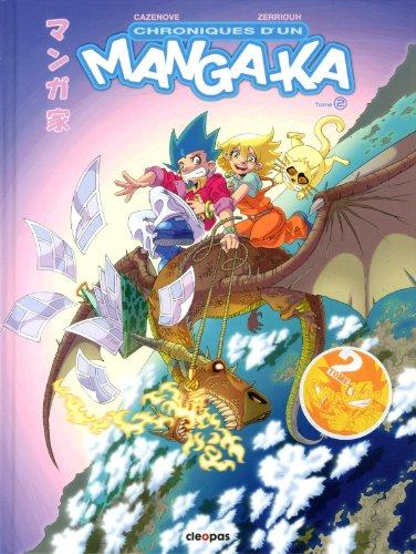 Chroniques d'un mangaka Vol.2