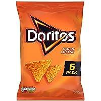Doritos Queso Picante Chips De Tortilla 6 X 30G