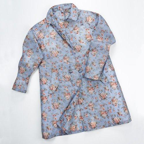 Cath Kidston Westbourne Rose Raincoat Size - Small/medium - Rain Coat