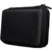 Nintendo DSi XL - EVA Carrying Case -black- Hartschalen-Etui -schwarz-