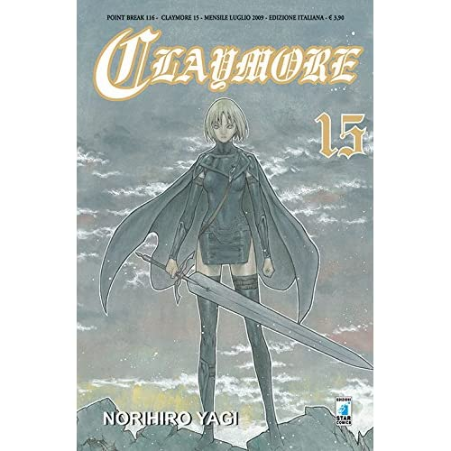 Claymore: 15