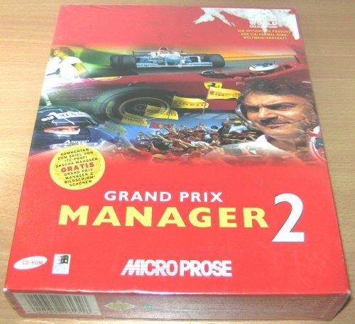 Grand Prix Manager 2 - Eurobox (PC)