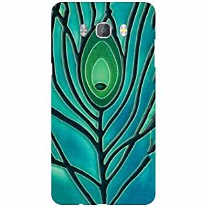 Printland Designer Back Cover for Samsung J7 new edition 2016 Case Cover