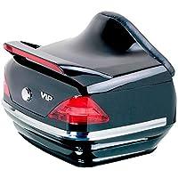 Topcase Honda Shadow 750 Black Spirit Givi Monolock B47 Blade Tech schwarz VT C2B