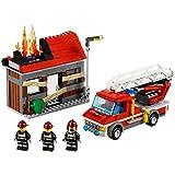 LEGO City 60003 - Feuerwehreinsatz Vergleich
