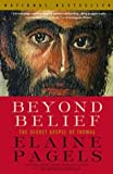 Image de Beyond Belief: The Secret Gospel of Thomas