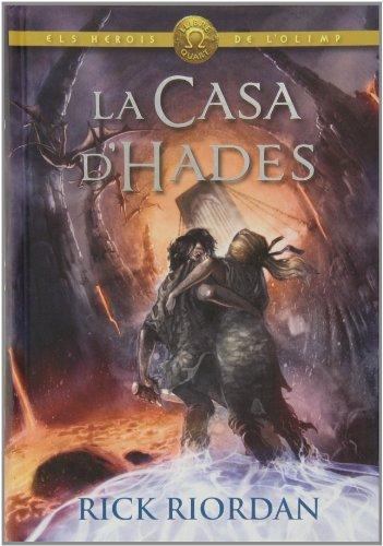 La Casa D'Hades (Kimera) por Rick Riordan