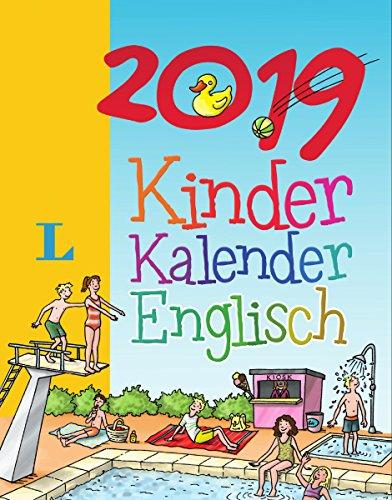 Langenscheidt Kinderkalender Englisch 2019 - Abreißkalender (Langenscheidt Sprachkalender 2019)