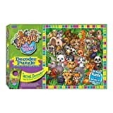 Cadaco Jungle in My Pocket Decoder Puzzle