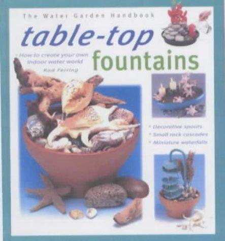 Tabletop Fountains (Water Garden Handbooks) - Tabletop-rod