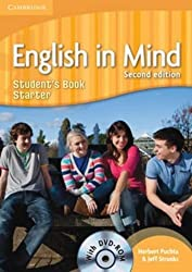 English in Mind Starter Level Student's Book with DVD-ROM by Herbert Puchta (2010-10-11)