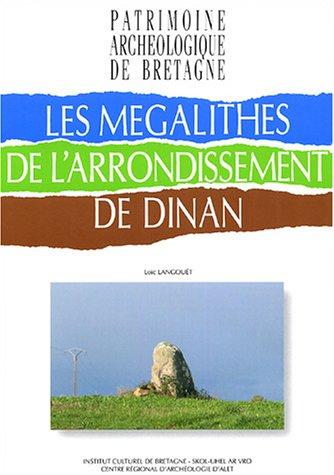 Les mégalithes de l'arrondissement de Dinan