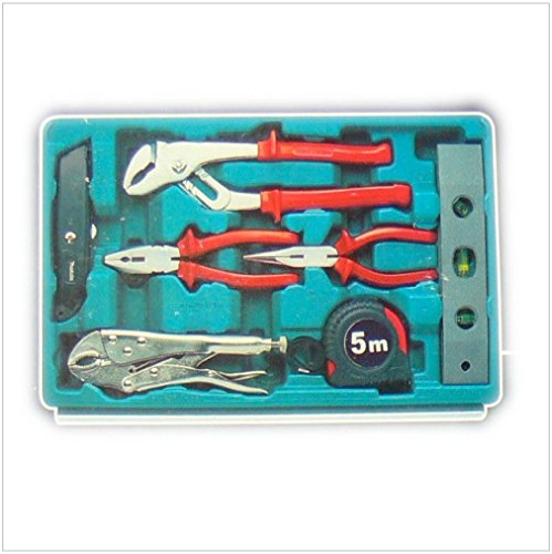Makita 3-Fach-Schubladenkoffer inkl. 126-teiliger Werkzeug Set für 6260, 6261, 6270, 6271, 6280, 6281, 8270, 8271, 8280, 8281 DWAETC - 2