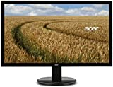 Acer K242HLbd 24 inch Monitor (Wide, 5 ms, 100M:1, ACM 250 nits, LED, DVI (w/HDCP))
