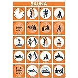 Le règlement pour l'utilisation de votre sauna
