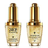 KAYI Water Moisturizing Whitening Nurishing Oil-controling Tightening 24K Gold Skin Care Pre-Essence