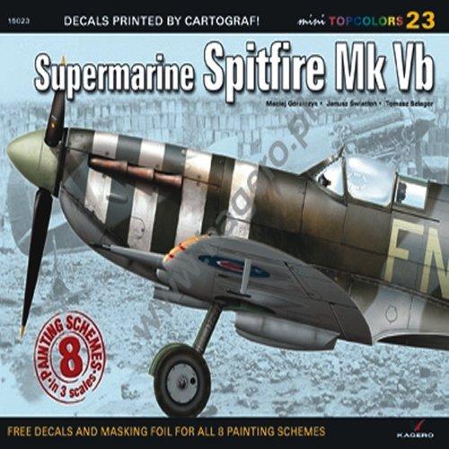 Supermarine Spitfire Mk Vb (Top Colours) por Tomasz Szlagor