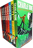 Charlie Bone Collection 8 Books Set Red Knight, Midnight