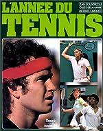 L'Année du tennis 1981, numéro 3 de Jean Couvercelle