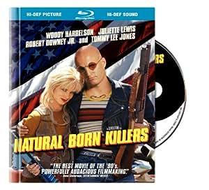 Natural Born Killers [Blu-ray] [1994] [US Import] [2008]