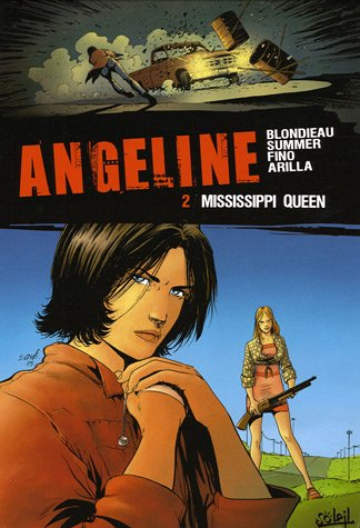 Angeline, Tome 2 : Mississippi Queen