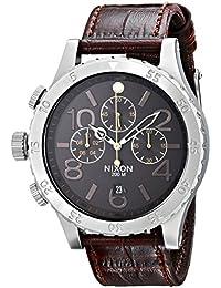 Nixon Malla Me Up Watch The 48-20 Cuarzo: Batería Reloj A3631887