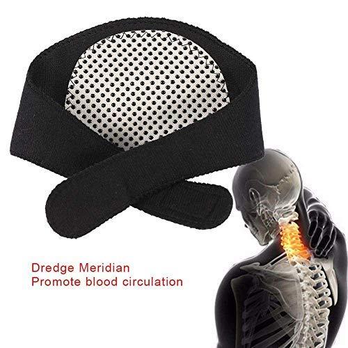 Nacken-Wärmetherapie-Stützgürtel, selbstheizend, Turmalin, ()