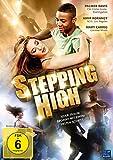 DVD Cover 'Stepping High - Jeder Traum beginnt mit einem ersten Schritt