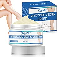 Varicose Veins Cream, Varicose Vein Treatment, Improves Varicose Veins and Spider Veins, Improves the Appearan