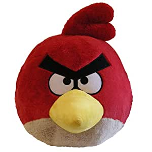 universal trends cw90800 angry birds pl sch 40 cm rot spielzeug. Black Bedroom Furniture Sets. Home Design Ideas