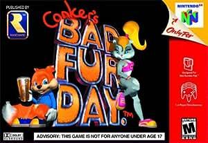 Conker's Bad Fur Day (N64)