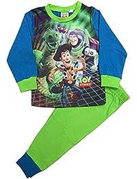 Official Disney Toy Story Pijama Dos Piezas - para Niño