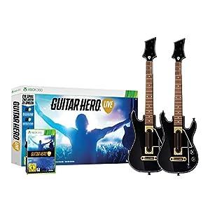 Guitar Hero – Live inklusive 2 x Gitarre für XBOX 360