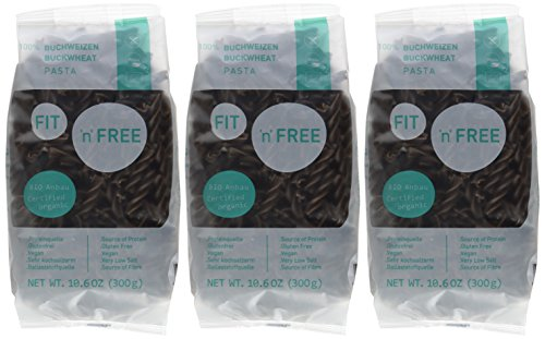 FIT 'n' FREE Buchweizen, 3er Pack (3 x 300 g)