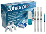 *White-Pro* 30ML+LIGHT+ Zahnweiß-Gel SETS+ 20ML FLECKENTFERNUNG SPRAY + 3ML REMINERALISIERUNG - *3X10ML*-home bleaching zahn weiss non-peroxide gel-MADE IN USA-White Pro-