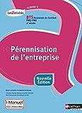 Activité 6 - Pérennisation de l'entreprise - BTS AG PME-PMI