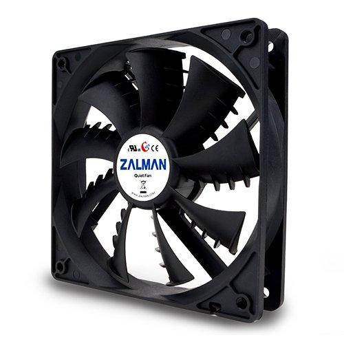 Zalman ZM-F2 Plus SF 92mm Fin Funda Aspa Tiburón