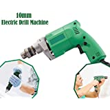 Chain Fun N Shop-Powerful Electric Drill Machine 10Mm - 2600 Rpm, 350W 220V- 50Hz-Yiking Brand