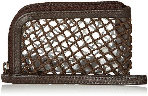 baggit Women's Cosemetic Bag (Brown)  available at amazon for Rs.314
