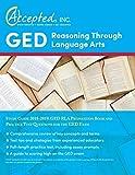 GED Reasoning Through Language Arts Study Guide 2018-2019: GED RLA Preparation Book