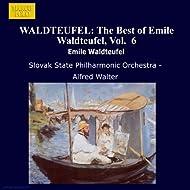 Waldteufel: The Best Of Emile Waldteufel, Vol. 6