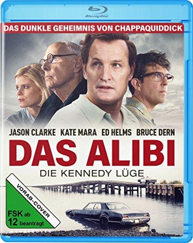 Das Alibi - Die Kennedy Lüge (Chappaquiddick) (Blu-ray)