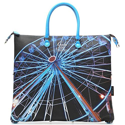4b32ad7ca4 GABS woman handbags G3 STUDIO PRINT G000030T3 X0301 S0370 WHEEL L Ruota