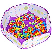 El pozo de bolas Ytrapeze para niños, una gran carpa pop-up con bola