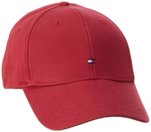 tommy-hilfiger-mens-classic-bb-baseball-cap-red-rio-red-one-size-manufacturer-size-os