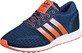 Adidas Los Angeles Schuhe 3,5 mineral blue/sun glow