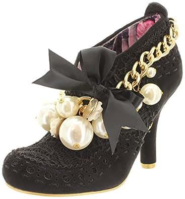 Irregular choice ankle boots bALL & cHAIN 3081–29 - Noir - Noir, Taille 37