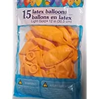 Latex Party Balloons - Choose Your Colors and Styles (15, Orange) by Kandycares preisvergleich bei billige-tabletten.eu